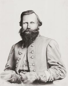 """The Facial-Hair Craze- """"Stonewall"""" Jackson In the 1850s and '60s, a """"beard movement"""" seized the country. Bushy beards were considered manly and became the norm."""