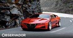 """Espicaçada pela Mercedes-Benz e pelo seu superdesportivo hiper exclusivo Project One, a BMW poderá não ficar atrás da rival e avançar com um projecto do género. Estará a caminho """"algo mais extremo""""? http://observador.pt/2018/01/27/bmw-planeia-atacar-project-one-da-mercedes/"""
