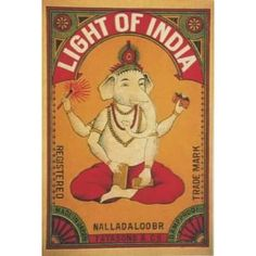 The Redstone Matchbox: Light of India No. 4. Wish these were still in print - loved these postcards! (redstonepress.co.uk)