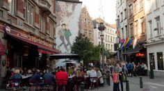 Exploring the city center of Brussels  #travel #destination #videoblog #brussels