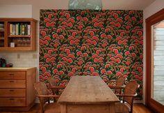 Wonderful Wallpaper: 25 Warm, Beautiful Patterns