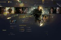 Weekly Web Design Inspiration #33