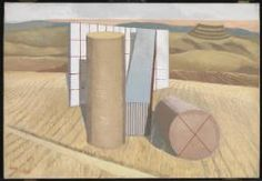 Paul Nash, 'Equivalents for the Megaliths' 1935