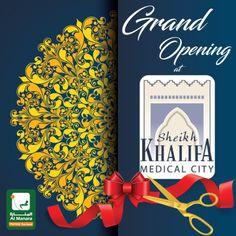 NEW OPENING TOMORROW AT #SKMC (Sheikh Khalifa Medical Centre) ABU DHABI, UAE :) #skmc #sheikhkhalifamedicalcentre #uaepharmacy #inabudhabi #abudhabi #uae #health #newoutlet #newopening #almanarapharmacy