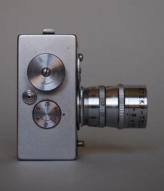 Steky, Miniature Spy Camera, 1950