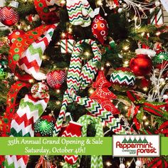 mad about chevron christmas shopping peppermintforests chevronmadmintwoods - Peppermint Forest Christmas Shop