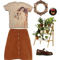Untitled #40 by kittymaid on Polyvore featuring polyvore fashion style River Island Dr. Martens Kekkilä