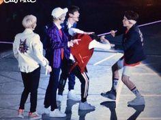 160423 - SHINee World 2016 DXDXD Japan Arena Tour in Hokkaido #SW2016 #Shinee #Taemin #Minho #2min