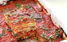 Parmigiana di zucchine veloce: tutto a crudo | Chiarapassion