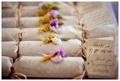 Idee per confezionare i confetti: fai-da-te-ma-non-troppo - Matrimonio .it : la guida alle nozze