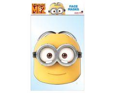 Minion Mask set of 6 party favor | Masking, Etsy and Felt mask