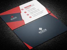 Udvasto Business Card by DesignGhar on @creativemarket