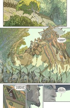 Project Waldo - Page 3 color by ~hughferriss on deviantART