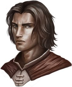 I like how this character looks...he almost looks like Faben...