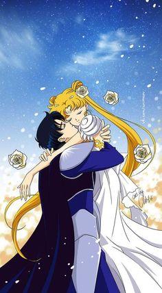 Princess Serenity and Prince Endymion                                                                                                                                                      More