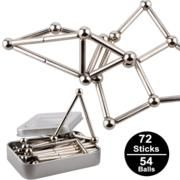 Innovative Buckyballs Magnetic Sticks & Steel Balls Toy Building Blocks Puzzle Toy Set For Pressure Relief Toddler Preschool, Toddler Toys, Kids Toys, Make Money Online, How To Make Money, Stacking Blocks, Puzzle Toys, Building Toys, Aliexpress