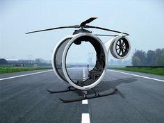 """Zero"" Personal Helicopter"
