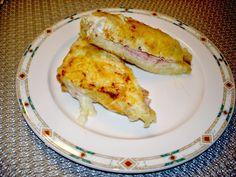Kartoffelklösse Project: April is Grilled Cheese Month—Croque Monsieur, Cro...