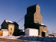 #52 Yorkton Milling Co. Ltd. - Yorkton, Saskatchewan by dloran01, via Flickr Old Grist Mill, Land Of The Living, Saskatchewan Canada, Milling, Places Ive Been, Coast, Sky, Spaces, Sweet