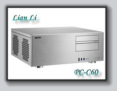 PC Experience Reviews: | Lian Li PC-C60 HTPC chassis Exclusively in the test