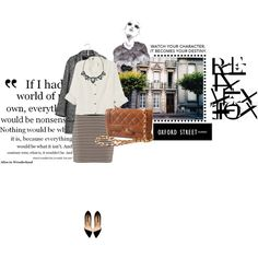 """Be classy"" by sakutara on Polyvore"