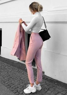 Modern formal look office Casual Work Outfits, Business Casual Outfits, Professional Outfits, Mode Outfits, Classy Outfits, Stylish Outfits, Formal Casual Outfits, Casual Elegant Style, Outfit Work