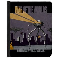 War of the Worlds Designed by MyEdge Featured Artist Jaime for iPad 1/iPad 2
