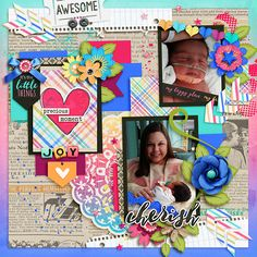 """A Digital scrapbooking kit by Blagovesta Gosheva, """"The little things"""" is of pretty elements and papers that will help you to scrap all this little priceless moments that make a man really happy. http://www.sweetshoppedesigns.com/sweetshoppe/product.php?productid=35894&cat=885&page=3 #digitalscrapbooking #digiscrap #blagovestagosheva"""