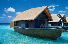 Dhoni Suite. Cocoa Island - Maldives. © COMO Hotels and Resorts