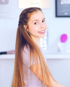 Anna Mcnulty, Girls Leotards, Social Media Influencer, Ginger Snaps, Hey Girl, Special People, Role Models, Hair And Nails, Long Hair Styles