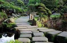 Oriental garden inspiration