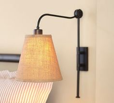 Bedside lamp on my side of the bed for sure!!!!!!