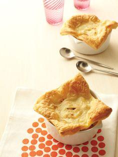 Chicken and Vegetable Pot Pie