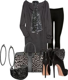 """Would wear flat shoes.....""""Untitled #335"""" by brendariley-1 on Polyvore"""