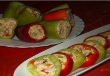 Vynikajúce plnené papriky s jemnou chuťou – najlepšie veľkonočné pohostenie! Pripravené za pár minút!