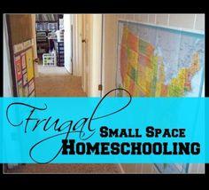 Small Space Homeschooling Organization