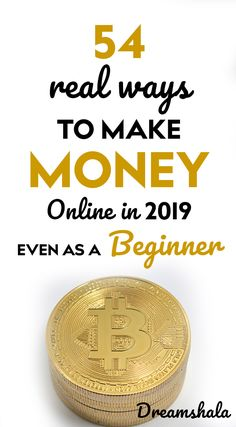 real ways to make money online in Even as a beginner. 54 real ways to make money online in Even as a beginner. Earn More Money, Earn Money From Home, Make Money Fast, Earn Money Online, Online Jobs, Earn Extra Cash, Making Extra Cash, Extra Money, Budget Planer