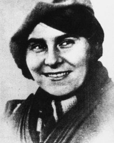 Olga Firsova was born June 28, 1911 in Switzerland, where  her father Athanasius Firsov  was working , who became one of the founders of the legendary T-34 tank. Before the war, a graduate of the Leningrad Conservatory Firsova Olga worked as choirmaster at the amateur. But in addition to her music attracted the mountain. In 1935, Olga Firsova won his first top - Kazbek. Two years later on Mount Elbrus frostbitten feet and narrowly escaped amputation after gangrene.