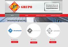 Website - Grupo JFRJ