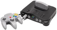Nintendo 64 konsoli (käytetty) | Konsolinet