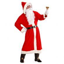 Sie wollen Ihre Liebsten als Weihnachtsmann überraschen, dann sichern Sie sich jetzt das Kostüm-Set bei www.partydiscount24.de.    Kostüm Set Weihnachtsmann - Mantel, Gürtel, Gamaschen, Bart, Perücke, Augenbrauen - Mantel, Ronald Mcdonald, Holiday Decor, Character, Santa Costumes, Moustaches, Wigs, Man Women, Cowls