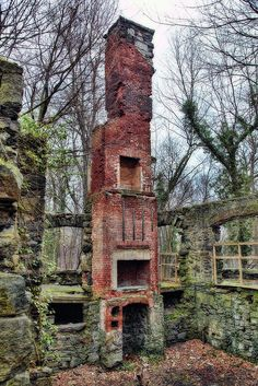 Forgotten???    Ruins by JMS2 on Flickr.
