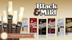Black And Mild Cigars Flavors For Sale