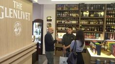 Visiting Whisky&Co in Rome, Italy