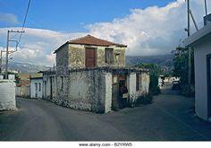 Agios Georgios, Lasithi plateau, Crete, Greece - Stock Image