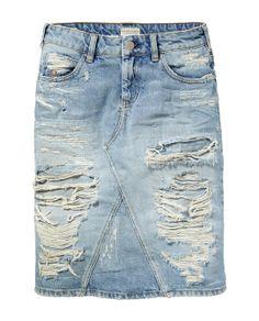 Denim Skirt - http://webstore-all.scotch-soda.com/women/skirts/denim-skirt---rock-%27n%27-roll/14251289704_48-P.html#start=1&cgid=109
