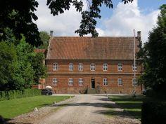 Juulskov gods 7 km vest for Nyborg