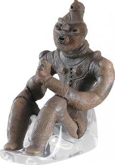 八戸市埋蔵文化財センター是川縄文館蔵の「国宝 土偶(合掌土偶) 」