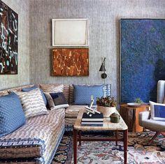 Atop Telegraph Hill, leading designers transform the 2016 San Francisco Decorator Showcase house into a chic contemporary home.
