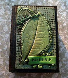 Botany Book Box by *MandarinMoon on deviantART